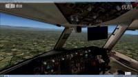 模拟飞行:顺丰752F飞北京(zbaa)