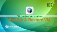 5_Virtualization station_Snapshot 和 VM 备份