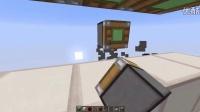 Minecraft 我的世界-中大型活塞门框架结构详解