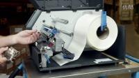 T8000条形码打印机-打印头安装与清洁
