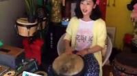 丽江美女老板娘最美鼓手小宝贝原创音乐原唱歌手夏夏夏薇