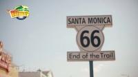 加州大胆梦(四)在天使之城遇见最美落日