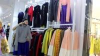 广州莎奴服饰,正品品牌女装尾货批发【哥弟】冬装-实拍视频