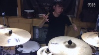《复苏之境》工作室 Drum Cover ---Native Blood