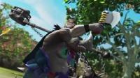 《梦幻西游》动画片第三季《雷怒危机》第二集
