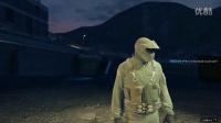 【肥皂解说】GTA5线上模式多人游戏 野兽大战人类 侠盗猎车手5 真人版我的世界