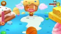 宝宝巴士游戏 奥运主题篮球比赛游戏