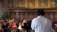 海顿D大调钢琴协奏曲第一乐章 钢琴:爱娃(7岁)