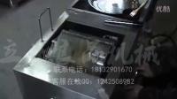 小型蛋卷制作机,液化气蛋卷机18132901670