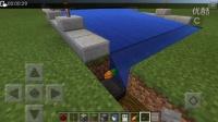 MinecraftPE红石从0开始教程十七 自动小麦收割机 小桃子