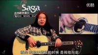 02 第二课 吉他如何调音及大拇指练习__张利大师吉他视频教学
