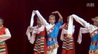 合阳县新蕾剧团戏校舞蹈《爱的思念》