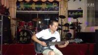 《光辉岁月》电吉他Solo  叶冠星 一月通吉他教学 翼音琴行
