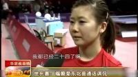 世乒赛:福原爱东北普通话调侃 华夏夜表情 130518_高清_标清