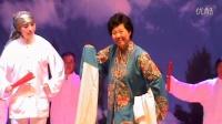 石河子国民村镇银行艺术团慰问东野镇表演戏曲回忆兵团战友