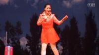 石河子国民村镇银行艺术团慰问东野镇表演曹德发的孙女从外国也回来到兵团