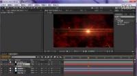 AE基础教学-炫光效果的片头制作