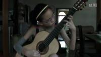 怀化古典吉他 雷吉那尼随想曲20号 欧阳霖11岁