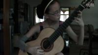 怀化古典吉他 雷吉那尼随想曲21号 欧阳霖11岁
