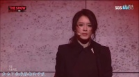 140527 智妍 Ji Yeon (T-ARA) - 一分一秒 Never Ever @ SBS The Show