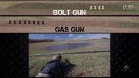 栓动狙击步枪和半自动狙击步枪的正义对决!看看谁最准?谁最快?