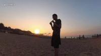 日出与爱尔兰哨笛