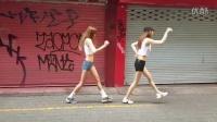 鬼步舞舞蹈Tez Cadey - seve(韩国性感)