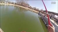钓鱼技巧初学者视频水库钓鱼小药饵料钓鲤鱼