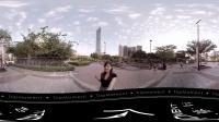 360 vr 全景 虚拟现实 颜值担当VR女朋友来了  「跟我走♥」系列之台北信義區篇 TripMoment 360 VR 环境旅游