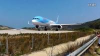 飞机起飞时发动机的推力到底有猛?看完你就知道了!