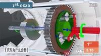《汽车为什么会跑》自动变速器构造与原理