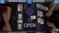 SCGNY - Modern - Round 2b - Brandon Zadzilka vs Alex Bianchi