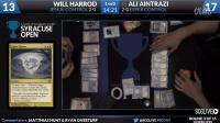 SCGNY - Modern - Round 3b - Will Harrod vs Ali Aintrazi