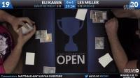 SCGNY - Modern - Round 2 - Eli Kassis vs Les Miller