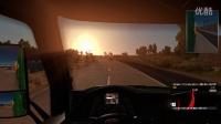 美国卡车模拟-最坑新司机上路笑死了