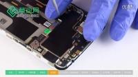 oppo R9拆机更换音量排线教学视频 手机维修教程 【草包网】