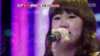 朴智敏,李夏怡 Rolling In The Deep & Mercy SBS强心脏现场版 MV 翻唱