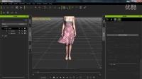 视频速报:iClone 6 Tutorial - Soft cloth Wind Effects-www.nbitc.com,慧之家