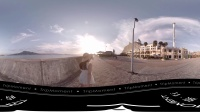 360 vr 全景 虚拟现实 颜值担当VR女朋友来了 「跟我走♥」系列之淡水渔人码头篇 TripMoment 360 VR 环境旅游