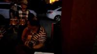 160822MON 象牙果咖啡 老弟兄 吉他二重奏 弹唱 南京 上海路 金银街 (9)
