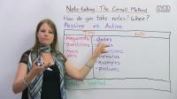 【艾玛英语#29-如何高效学习】#29-How to study efficiently- The Cornell Notes Method