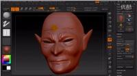 视频速报:3DXchange4 Pipeline - Sculpt head morph in Zbrush and import into iClone-ww,慧之家