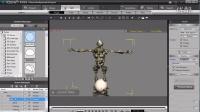 视频速报:3DXchange5 Tutorial - Converting an iClone Prop into a Character-www.nbitc.,慧之家