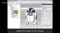 视频速报:iClone 3DXchange4 Animation-ready Lesson 3 - Edge Smooth-www.nbitc.com,慧之家