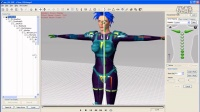 视频速报:3DXchange5 Tutorial - Importing Motion Builder Characters with Motion to iC,慧之家