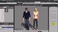 视频速报:3DXchange5 Tutorial - Refining Motions with the 3DXchange to iClone AppLink,慧之家
