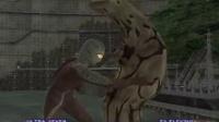 【小峰与小多】奥特曼格斗进化重生娱乐解说剧情3异形的怪兽