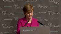 """苏格兰首席大臣发表关于""""苏格兰在欧盟位置""""的演讲(25Jul2016)"""