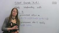 【艾玛英语-#30】#30-Silent Letters- When NOT to pronounce B, D, and L in English