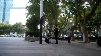 160827SAT 艾尚 吉他弹唱 街头献艺 张帅哥 南京 中山路 (10)